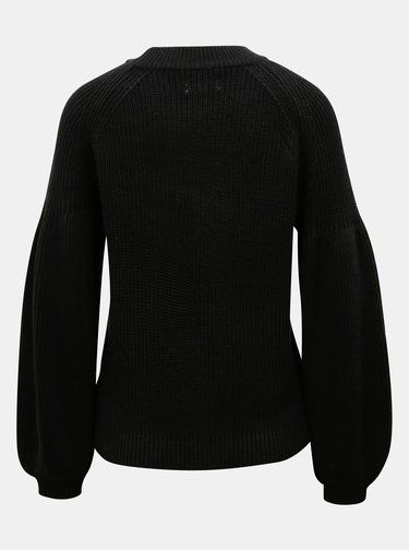 Černý svetr ONLY Laysla