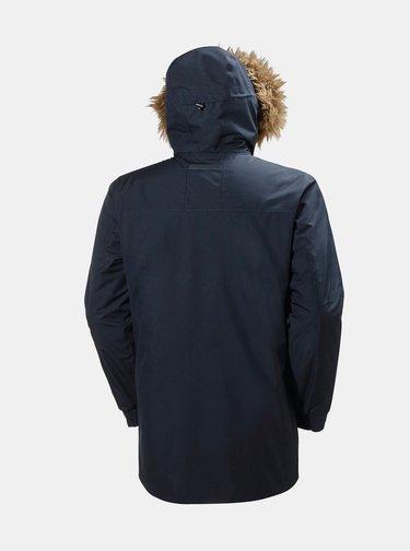 Tmavomodrá pánska zimná bunda HELLY HANSEN