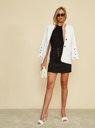Čierna sukňa ZOOT Baseline Ernestine