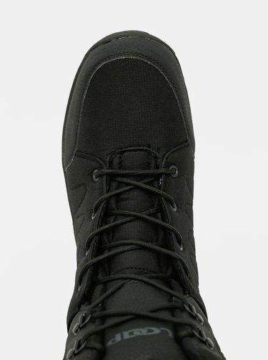 Černé pánské kotníkové zimní boty LOAP