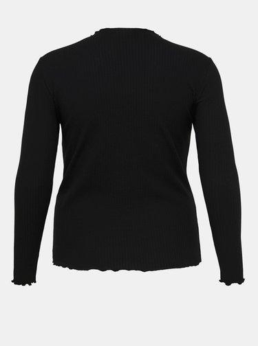 Černé tričko ONLY CARMAKOMA Ally