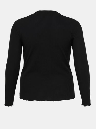 Čierne tričko ONLY CARMAKOMA Ally