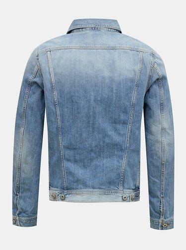 Modrá pánská džínová bunda Diesel