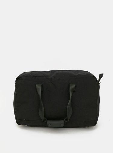 Žluto-černá pánská cestovní taška Diesel