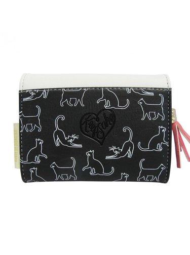 Disaster peněženka Keepsake I Love Cats