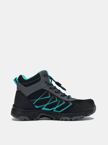 Černé dětské boty SAM 73