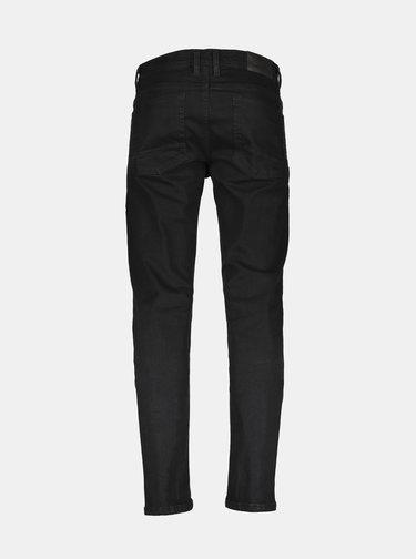 Černé regular fit džíny Shine Original