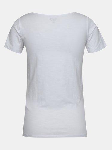 Bílé dámské basic tričko ZOOT Baseline Trissie
