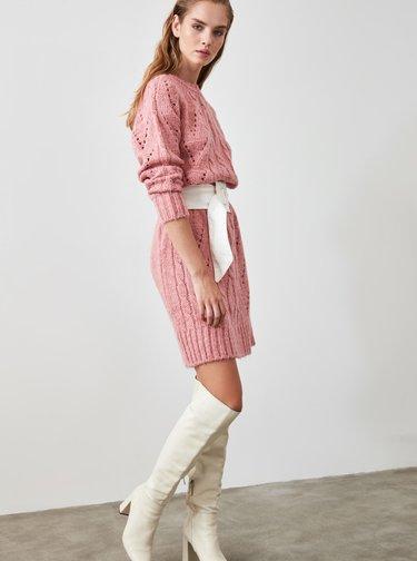 Rochii casual pentru femei Trendyol - roz