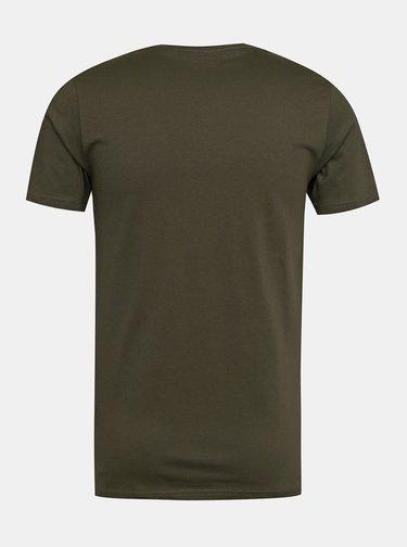 Kaki tričko Shine Original