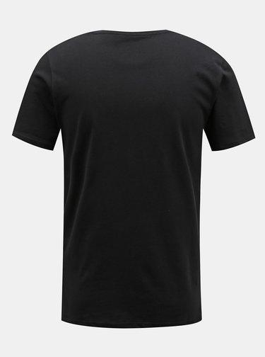 Černé tričko Jack & Jones Answear