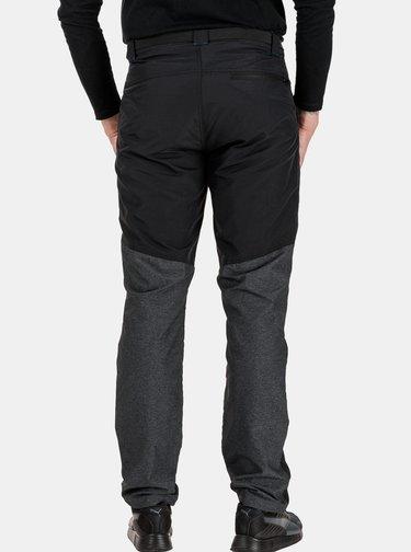 Šedo-čierne pánske nohavice SAM 73