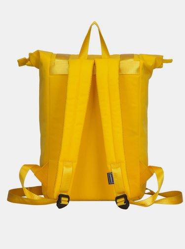 Žlutý batoh Consigned Isidor