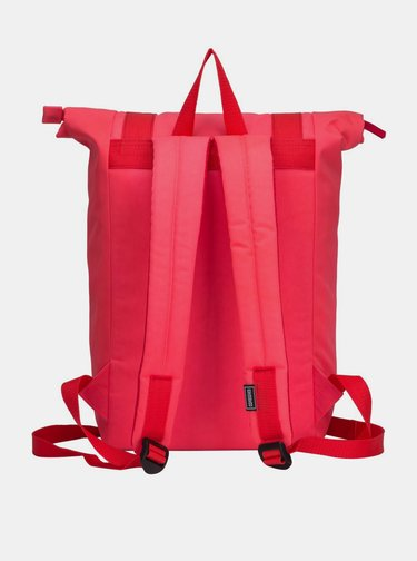 Růžový batoh Consigned Isidor