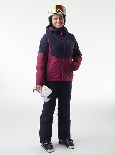 Jachete si tricouri pentru femei LOAP - albastru inchis, roz