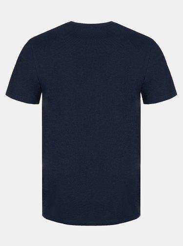 Tmavě modré pánské tričko LOAP Altair