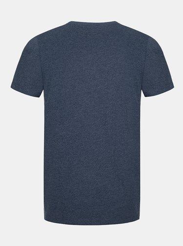 Tmavě modré pánské tričko LOAP Benson