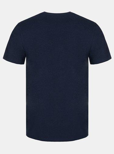 Tmavě modré pánské tričko  LOAP Alger