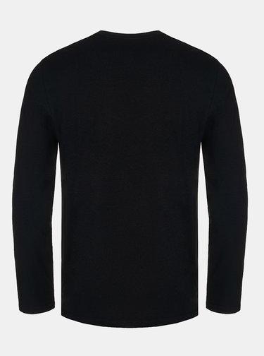 Černé pánské tričko LOAP Albi