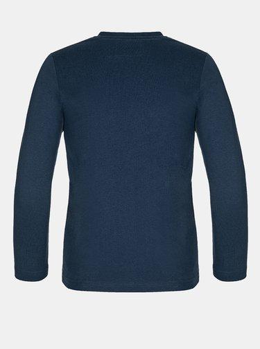 Tmavě modré klučičí tričko LOAP Bady