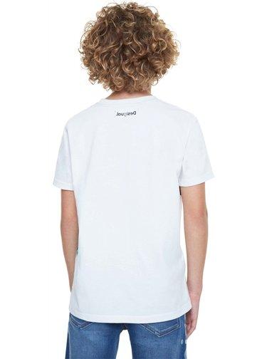 Desigual chlapecké tričko TS Freddie
