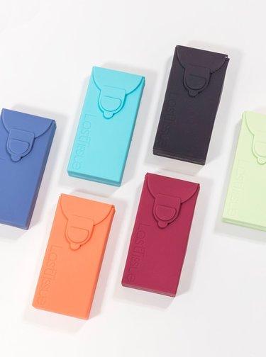 Znovupoužitelné kapesníčky v zeleném obalu LastSwab