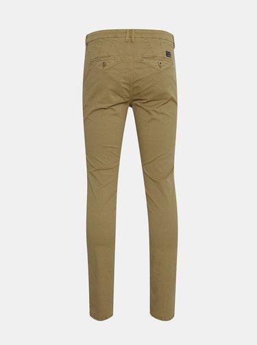 Béžové chino kalhoty Blend