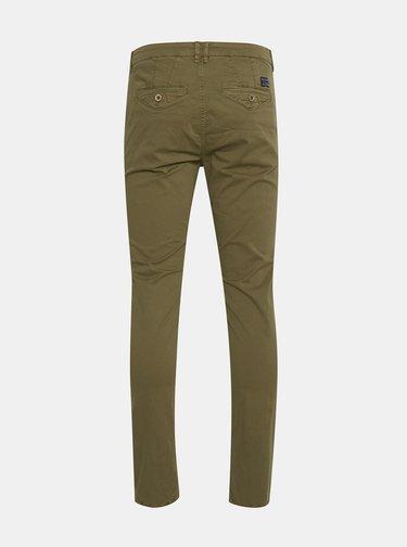 Khaki chino kalhoty Blend
