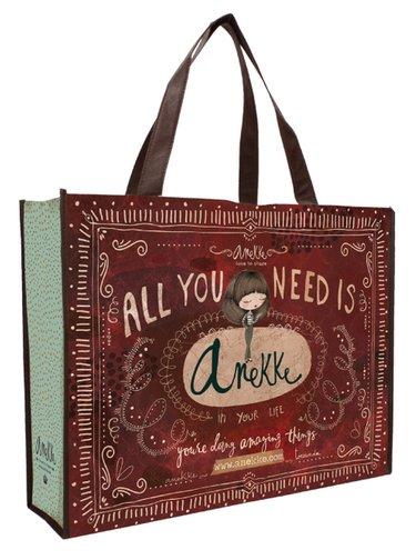 Anekke barevná nákupní taška Arizona & Jungle