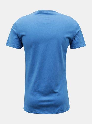 Tricouri pentru barbati Blend - albastru