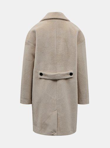 Béžový dámsky zimný kabát ZOOT Stephany