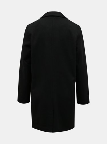 Černý kabát Jacqueline de Yong Emma