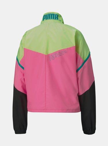 Jachete impermeabile si pelerine de ploaie pentru femei Puma - roz, negru