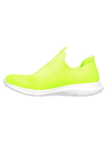 Skechers neonové tenisky Ultra Flex Candy Craving