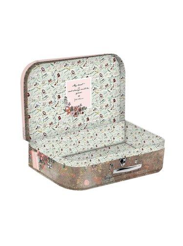 Anekke školní kufřík s kovovým úchytem