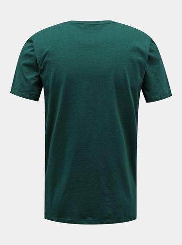 Zelené pánské tričko s potiskem ZOOT Brody