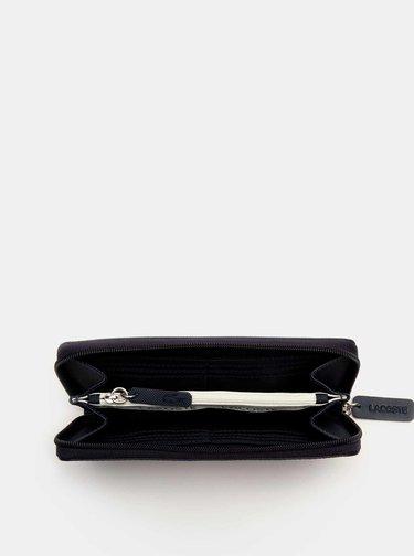 Tmavomodrá dámska peňaženka Lacoste