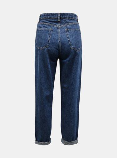 Tmavě modré mom džíny TALLY WEiJL