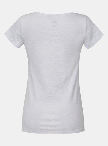 Biele dámske tričko Hannah