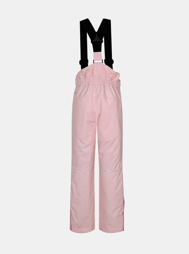 Růžové holčičí zateplené kalhoty Hannah
