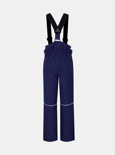 Tmavě modré klučičí zateplené kalhoty Hannah