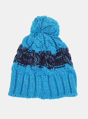 Modrá chlapčenská čiapka Hannah