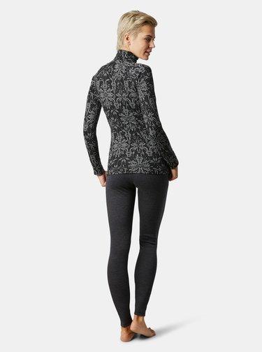 Černé dámské sportovní tričko Smartwool