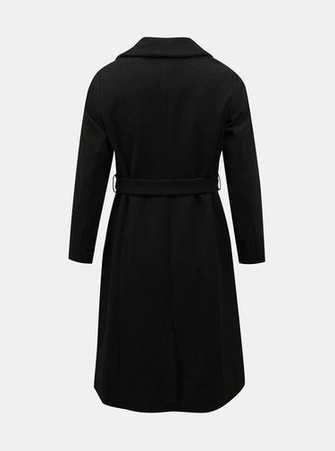 Černý kabát Dorothy Perkins Curve