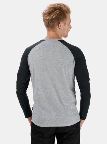 Šedé pánské tričko SAM 73