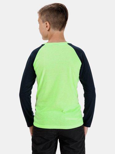 Zelené klučičí tričko s potiskem SAM 73
