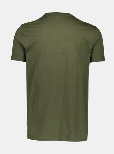 Tricouri pentru barbati Lindbergh - kaki