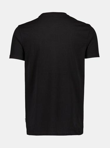 Čierne tričko Lindbergh