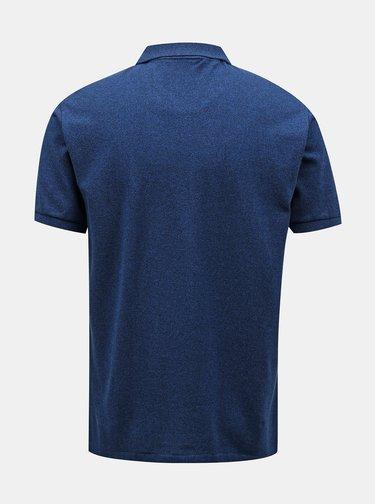 Modrá pánska polokošeľa Lacoste