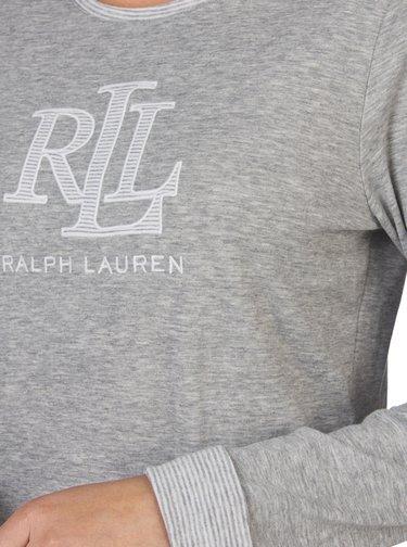 Šedé dámské pyžamo Lauren Ralph Lauren